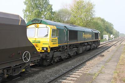 66953  6M66 Immingham-Rugeley