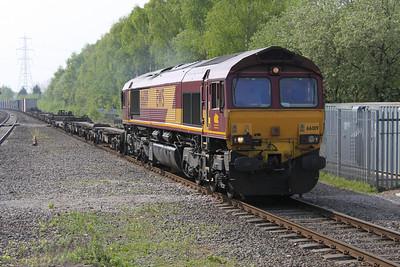 66019  4M66 Southampton-Birch Coppice