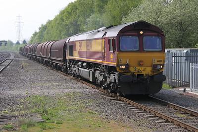 66139  6E08 Wolves-Immingham
