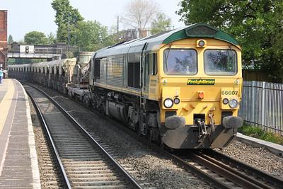 66607  6B30 Mountsorrell-Northampton