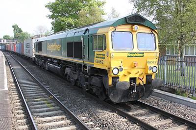 66562  4M94 Felixstowe-Lawley St