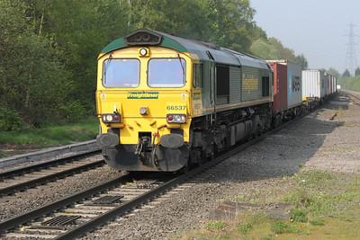 66537  4L93 Lawley St-Felixstowe