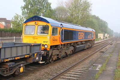 66737  4G30 Wellinboro-Washwood Heath