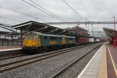 86639 Rugby 31/10/11 4M54 Tilbury to Crewe