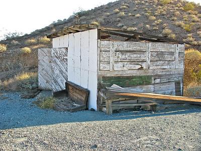 Mine shack