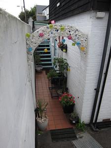Cute walkway