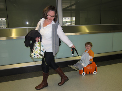 Trunki to the rescue!
