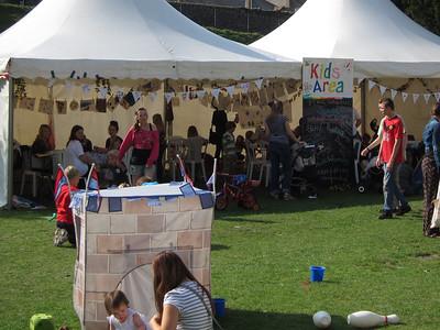 Kids' area