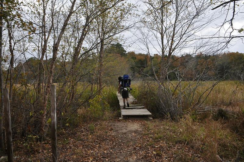 2011 Wilderness Survival Campout