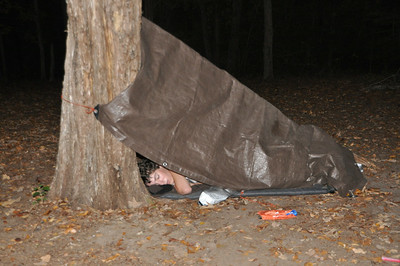 2011 Wilderness Survival Campout