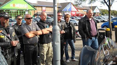 Wobin's Surprise Ride, 25 Sep 2011