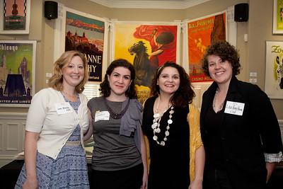 yPenn Boston Arts & Wine Reception