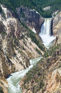 Grand Canyon of the Yellowstone.