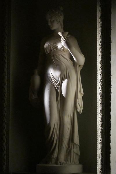 Soft lights.  The Metropolitan Museum of Art