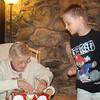 Grandma and Quin