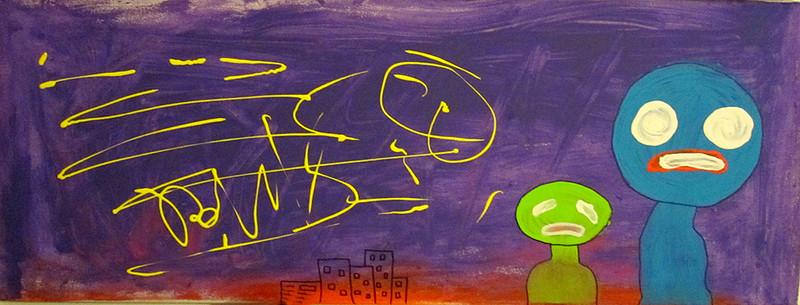 7 - La ville jaune