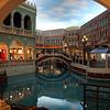 Feels like Venice?  No?  The Venetian.