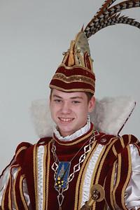 Jeugdprins Ward den Eerste (Nieboer)
