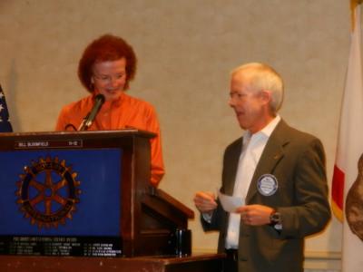 11-28-11 Rotary Meeting