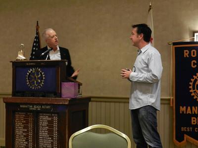 8-15-11 Rotary Meeting