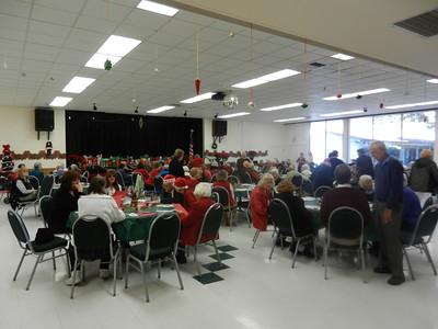 12-8-11 Rotary Seniors Holiday Luncheon