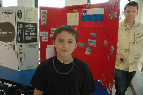 5th Grade Travel Expo