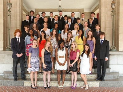 Jr/Sr Ring Day 2012
