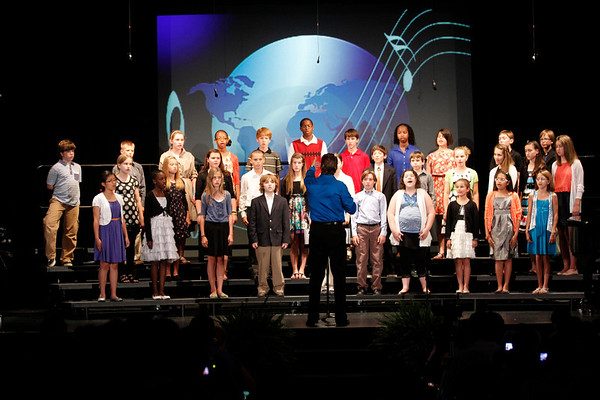 Middle & Upper School Choir Concert