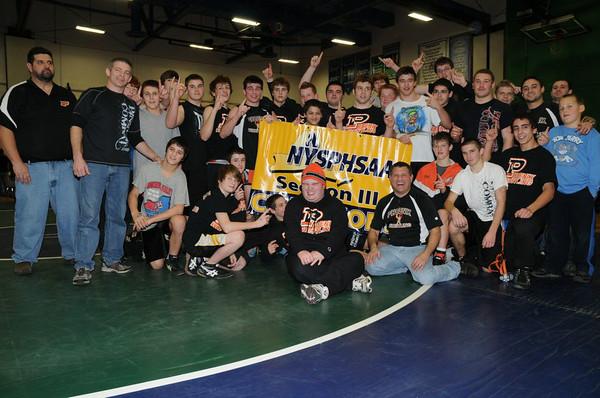 Section III Dual Meet Championship