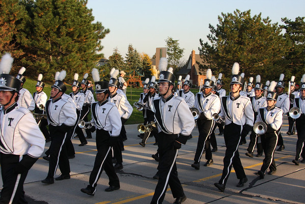 2011/12 Troy Bands