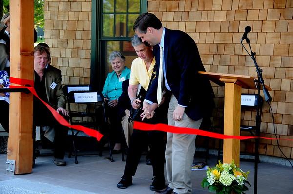 Gillespie Building Opening