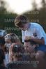 Sophomore Phil Shamet gives fellow sophomore Sam Gross a lift at Muckfest on Sept. 14.