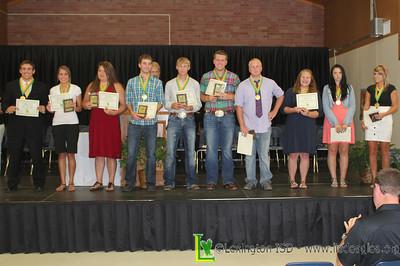 2012 LHS Academic Awards Ceremony