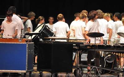 Pioneer Marching Band parent performance Aug. 16 - PAC