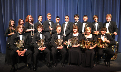 Wind Ensemble brass & Wind Ensemble percussion