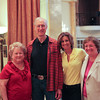 Padua Academy for Girls Administrators/Teachers meet with Actor James Cromwell
