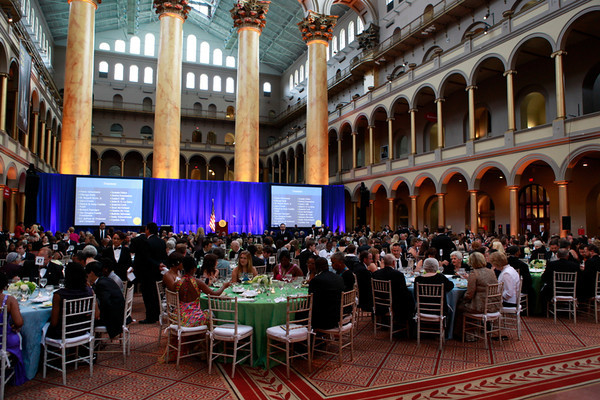 Gala Dinner & National Ceremony (Washington, DC)