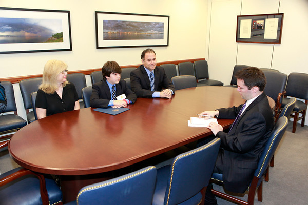 U.S. Senate Visits