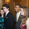 Globe Changer Honorees at The Jefferson Awards NYC 2012 Ceremony