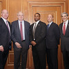 Marty Lyons, John LaGatta, Troy Vincent, David Saltzman, & Gerald Chertavian