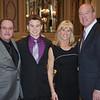 Marty Lyons, family & friends