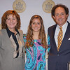 Ed, Ann Marie and Lauren Ianni at the Delaware Salute to Service