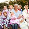Grandma Toni and the blanket extravaganza