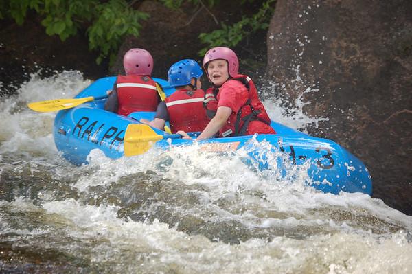 Summer 2011 #401 Raft/Climb/Spelunk