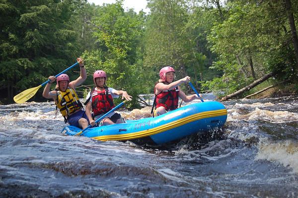 Summer 2011 #403 Raft/Climb/Spelunk