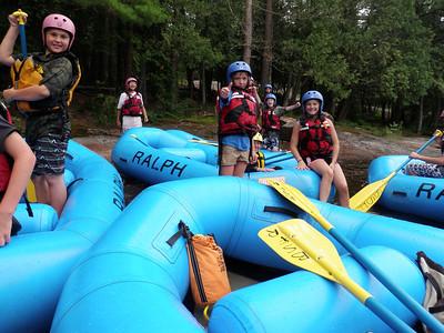 Summer 2011 #415 Raft/Climb/Spelunk