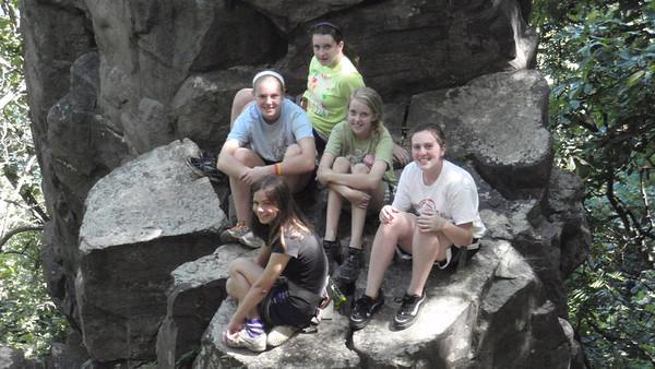 Summer 2011 #417 Raft/Climb/Spelunk