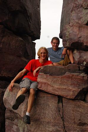 Summer 2011 #418 Raft/Climb/Spelunk