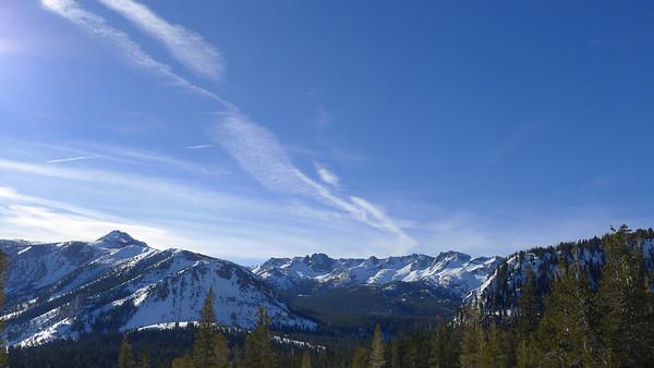 Skiing Mammoth Mtn, Jan/Feb 2011