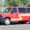 CSG Fire Prevention Ford Van